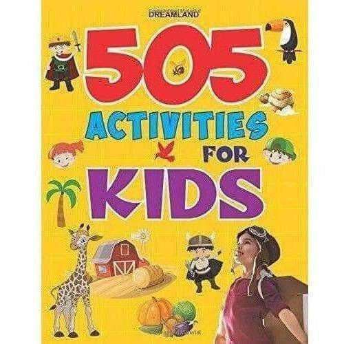 505 Activities for Kids - Distacart