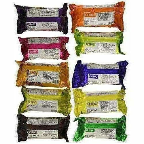 Unibic Assorted Cookies, 75g (Pack of 10)