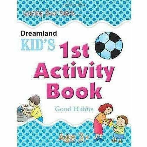 1st Activity Book - Good Habit - Dista Cart