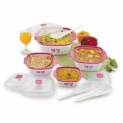 Pink Color - Casserole Big - Pack of 20
