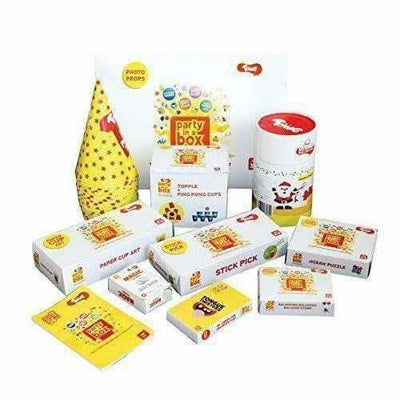 Party in a Box The Ultimate Party Starter Kit for a Birthday Party