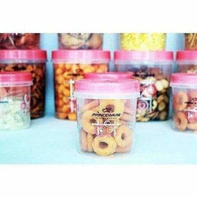 Plastic Package Container Set, 20-Pieces