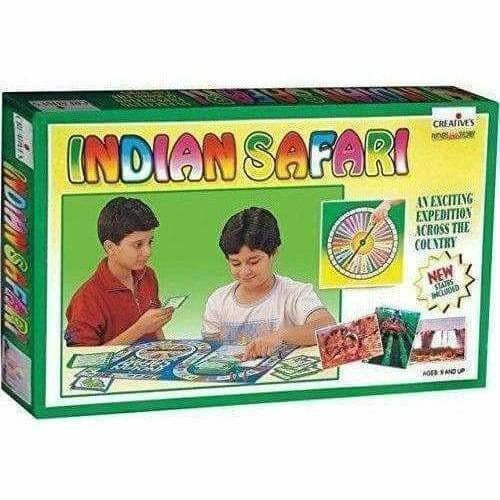 Creative Educational - Indian Safari