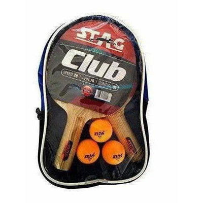 Stag Club Table Tennis Kit