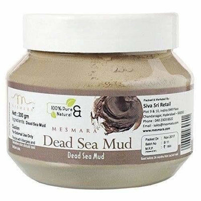 Mesmara Dead Sea Mud, 200g - Dista Cart