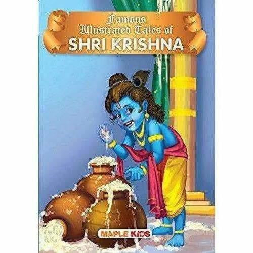Krishna Tales (Illustrated) - Dista Cart