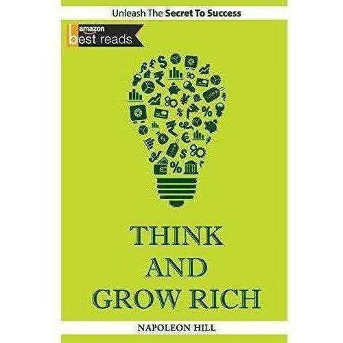 Think and Grow Rich - Distacart