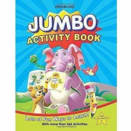 Jumbo Activity Book - Dista Cart