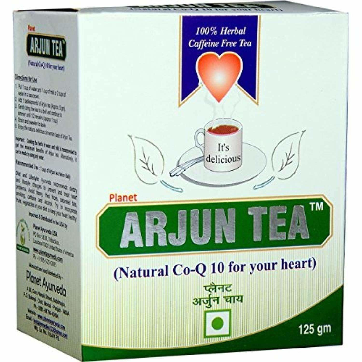 Planet Ayurveda Arjun Tea - 125 g