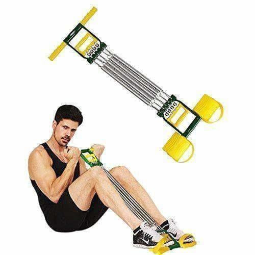 Tummy Trimmer Ab Exerciser With Inbuilt Hand Gripper