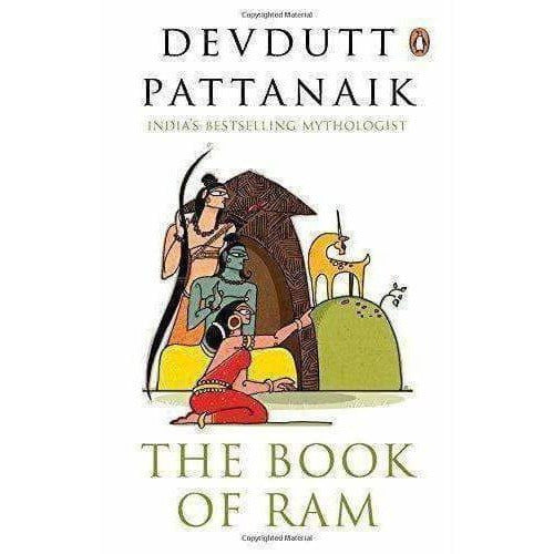 The Book of Ram Author by Devdutt Pattanaik