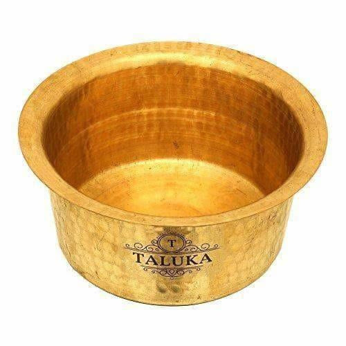 Pure Brass Patila, 1250ml