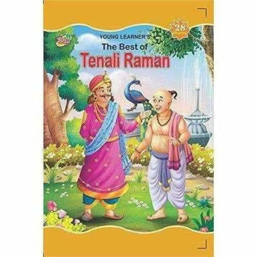 The Best of Tenali Raman By Rungeen Singh