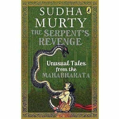 The Serpent's Revenge: Unusual Tales from the Mahabharata - Distacart
