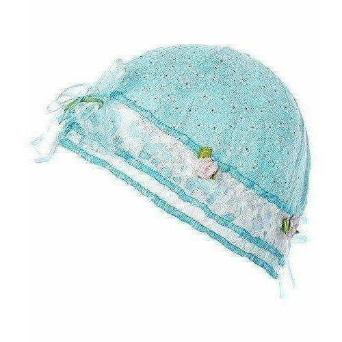 Little Designer Cotton Baby Girl's Cap