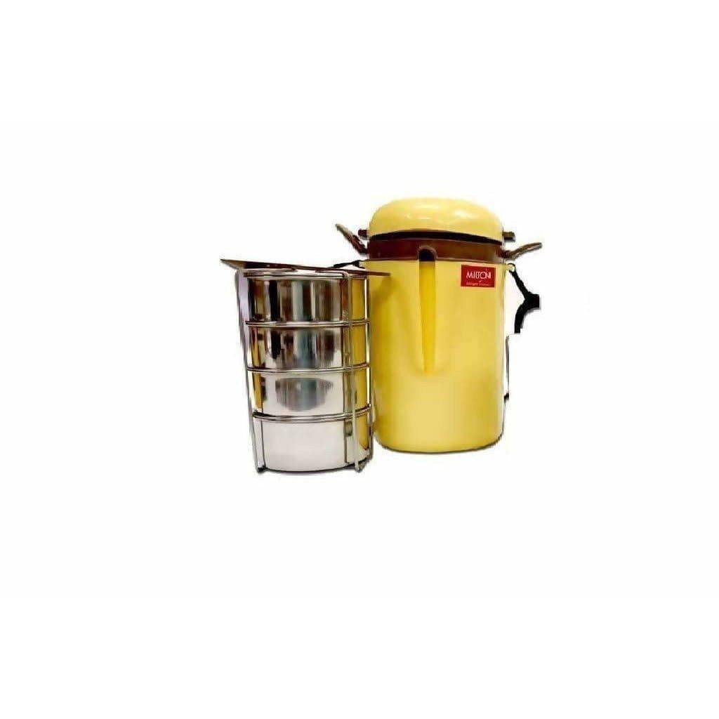 Milton Meal Mate 4 Box Insulated Tiffin