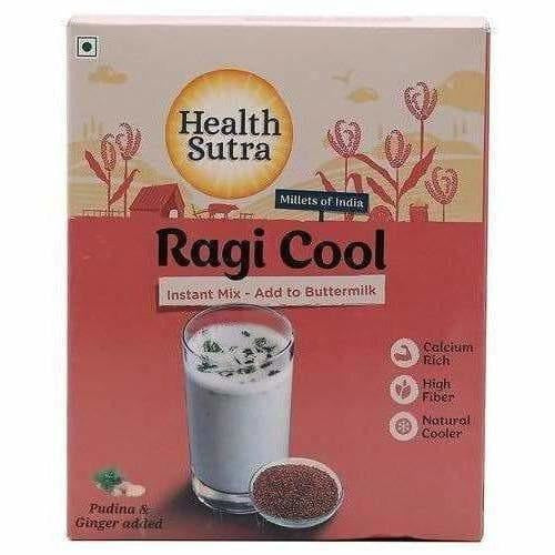 Health Sutra Instant Mix - Ragi Cool