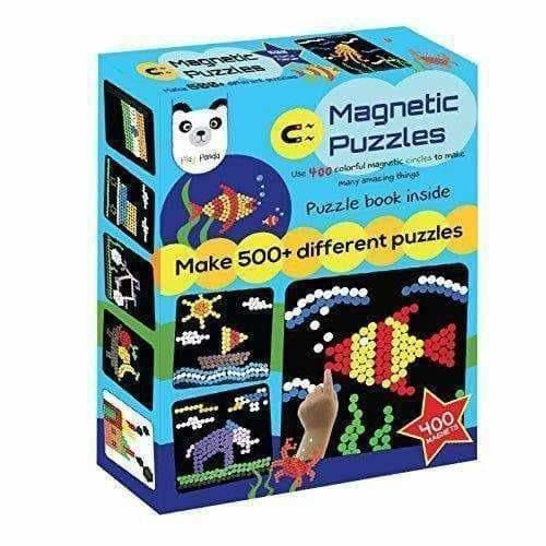 Magnetic Puzzles Circles