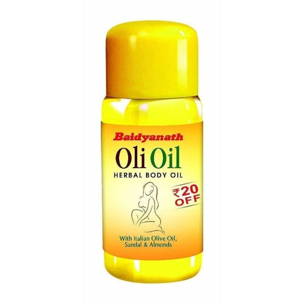 Baidyanath Oli Oil - 200 ml (Pack of 2)