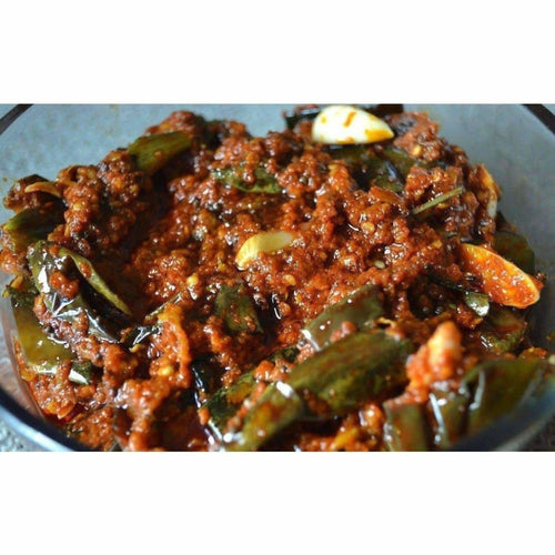 Brinjal Pickle / Baingan Pickle / Vankaya Pickle - Dista Cart