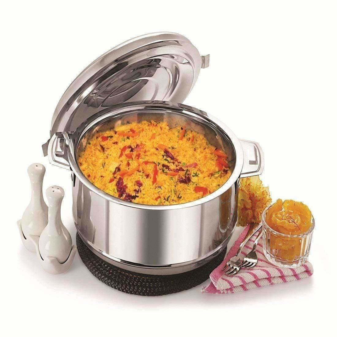 Stainless Steel Insulated Casserole 3 Pices