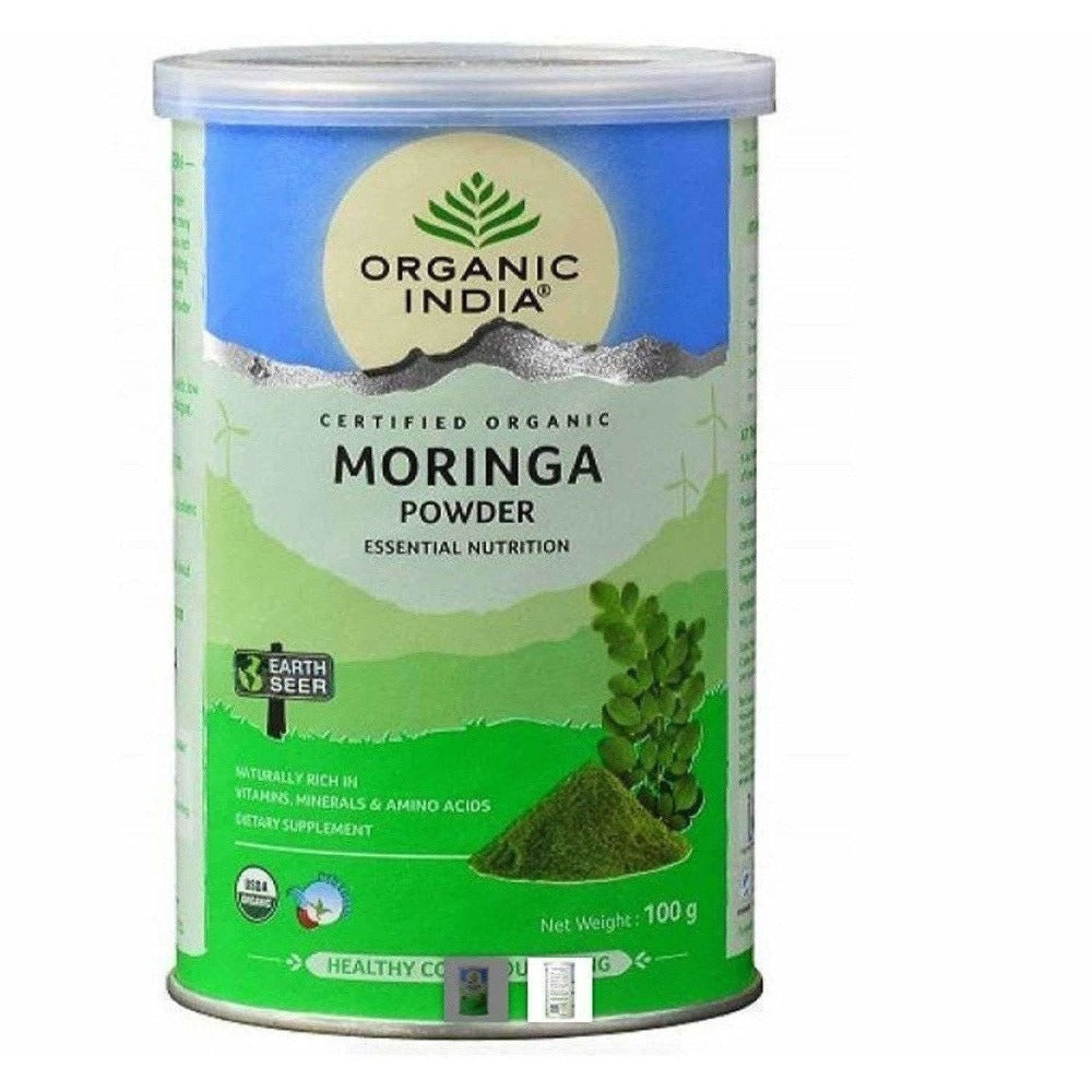 Organic India Moringa Powder - 100 gms