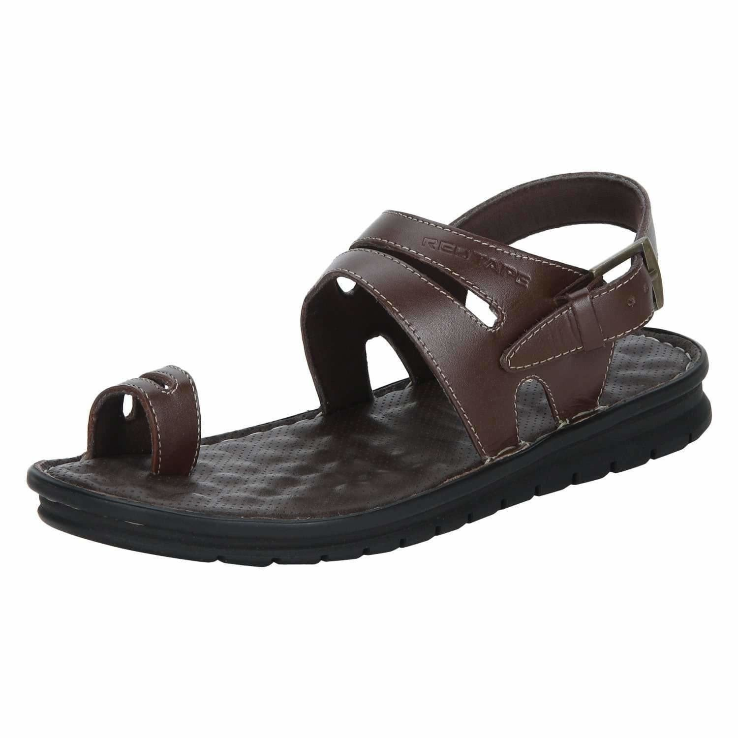 Red Tape Men's Sandals Leather