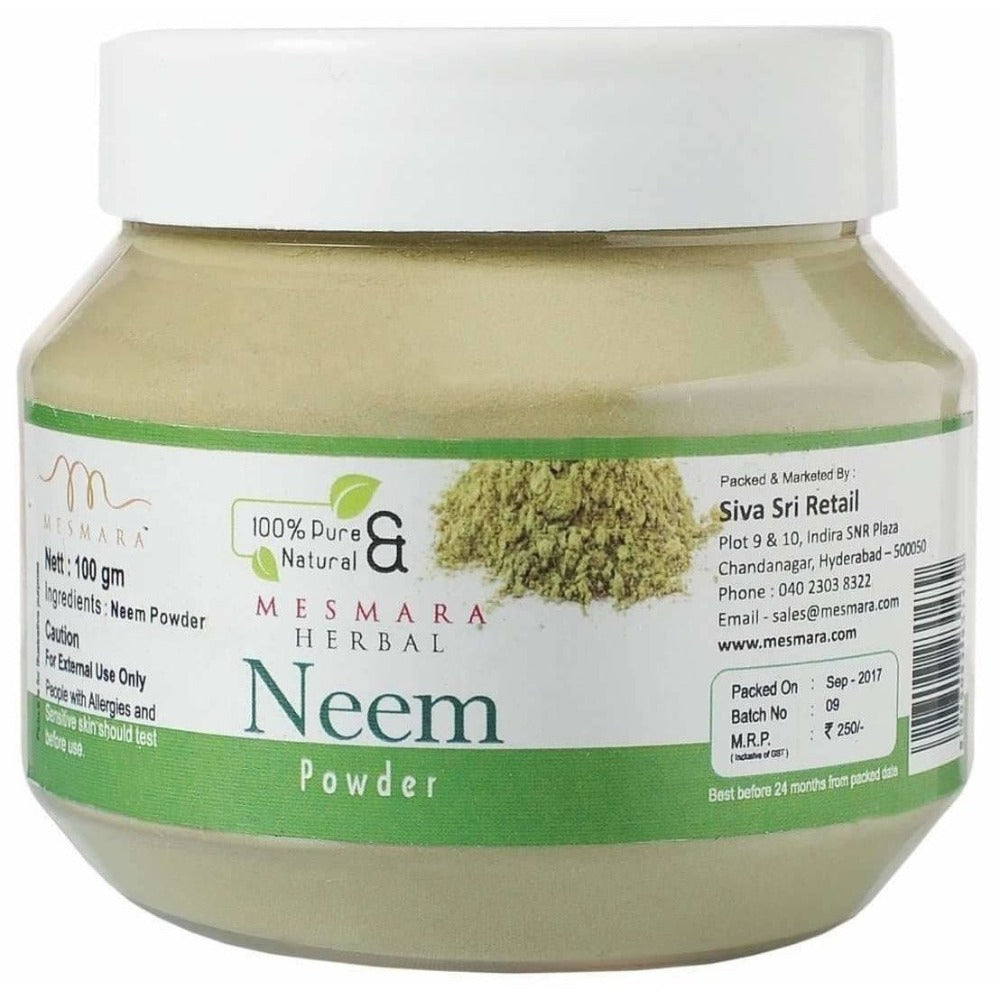 Mesmara Herbal Neem Powder
