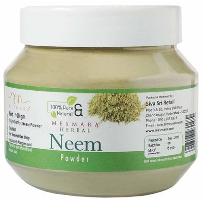 Mesmara Herbal Neem Powder 100g