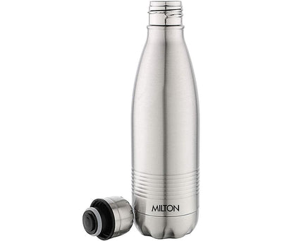 Milton steel Hot & Cold Bottle,500 ml - Distacart