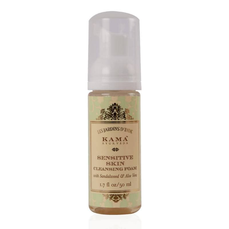 Kama Ayurveda Sensitive Skin Cleansing Foam