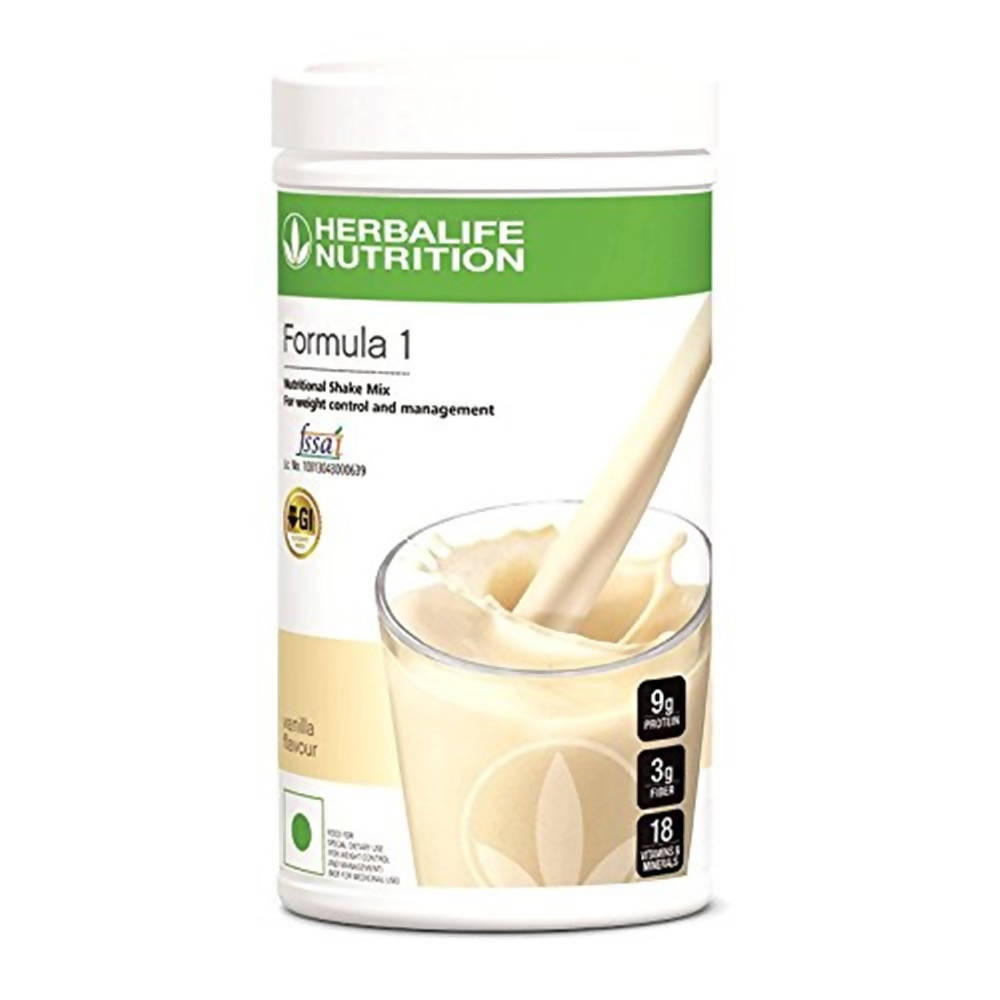 Herbalife Nutrition Formula 1 Nutritional Shake Mix Vanilla - Distacart