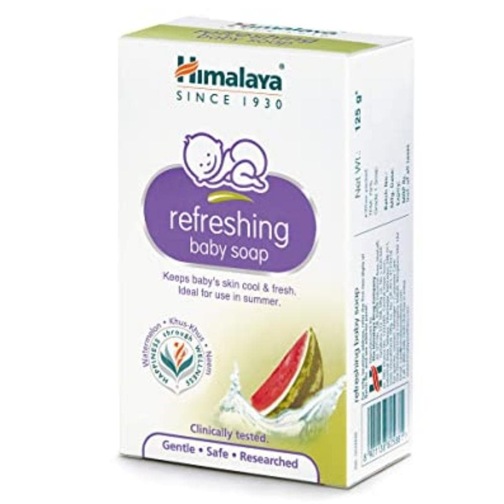 Himalaya Herbals - Refreshing Baby Soap - Distacart