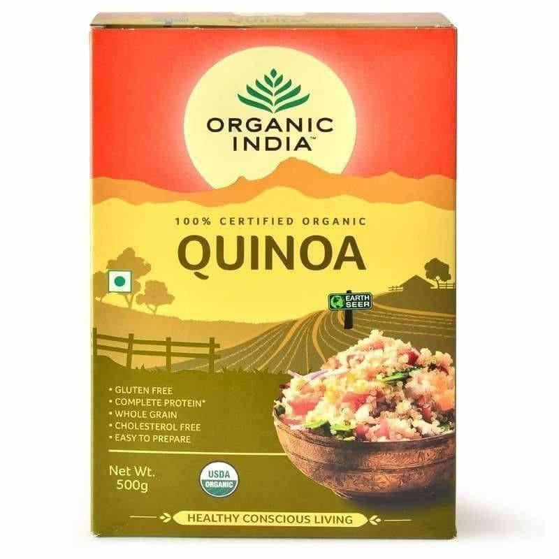 Organic India Quinoa - Distacart