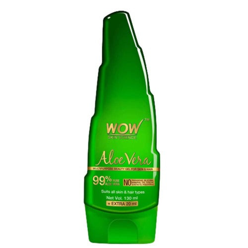 Wow Skin Science Aloe Vera Multipurpose Beauty Gel