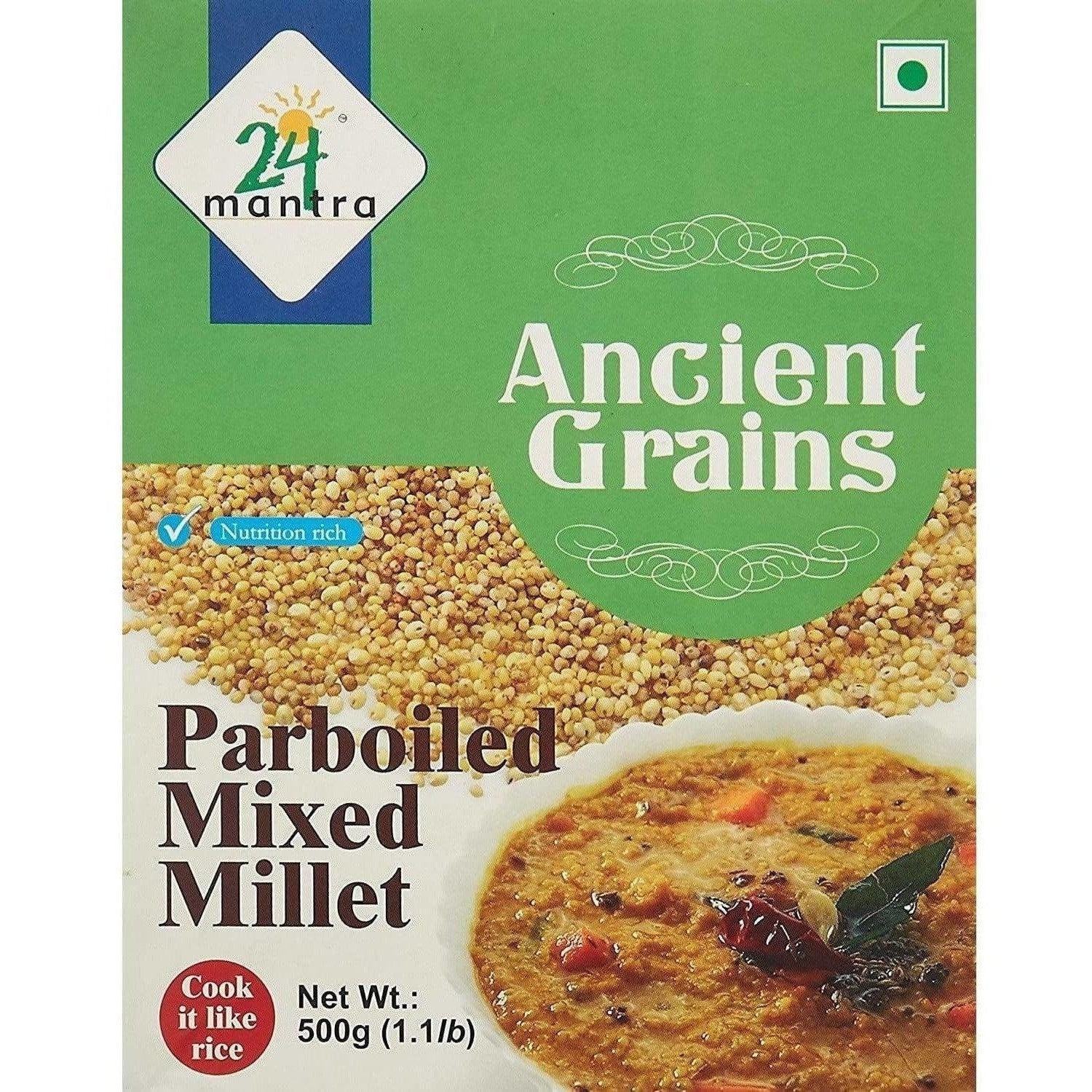 24 Mantra Organic Products Mixed Millet 500gm