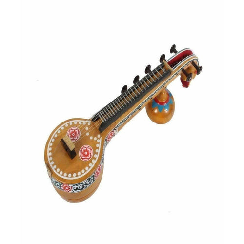 Bobbili Medium Plain Veena - Dista Cart