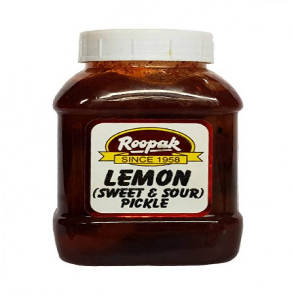Roopak Lemon (Sweet & Sour) Pickle - Distacart