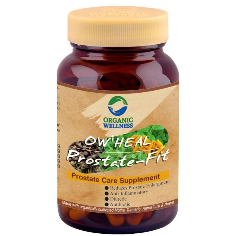 Organic Wellness Ow'heal Prostate-Fit