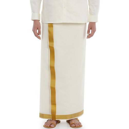 Ramraj Cotton Gold Special Double Dhoti
