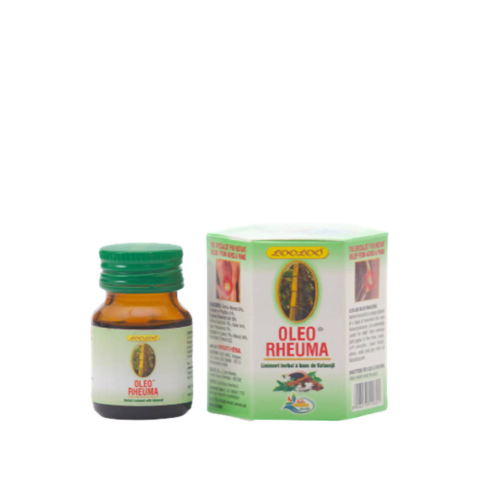 Looloo Oleo Rheuma Herbal Liniment with Kalonji - Distacart