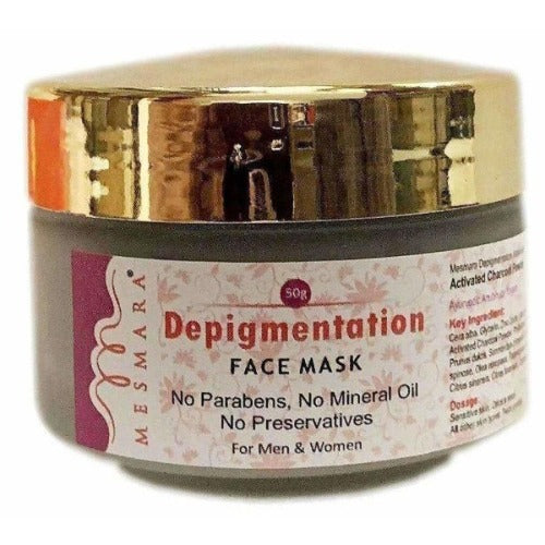 Mesmara Depigmentation Face Mask 50 g