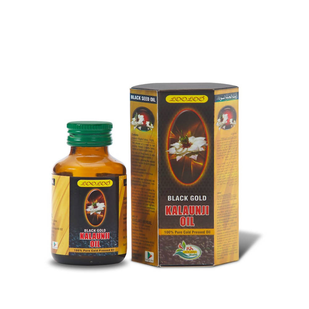 Looloo Black Gold Kalonji Oil - Distacart