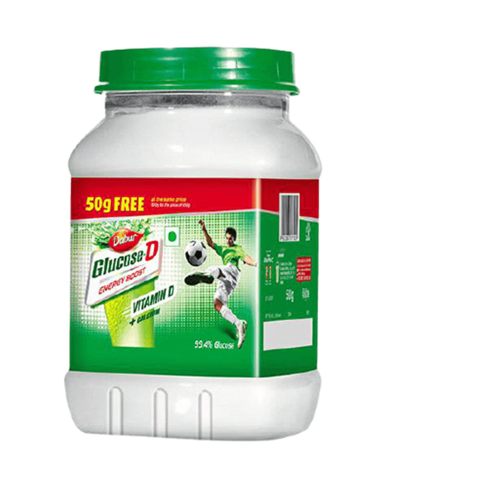 Dabur Glucose-D Energy Boost with Vitamin D