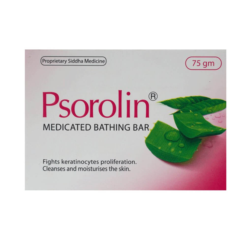 Dr. Jrk's Psorolin Medicated Soap