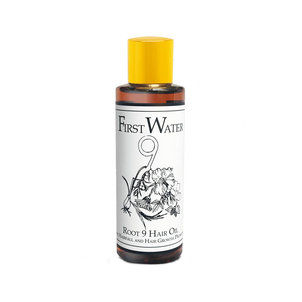 First Water Root 9 Hair Oil