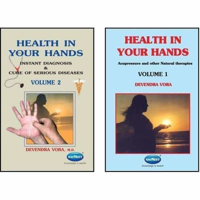 Health In Your Hands Vol.1 (E) & Vol.2 (E) - Distacart