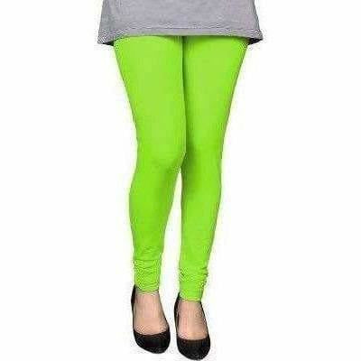 Parrot Green / Neon Green Legging for Women