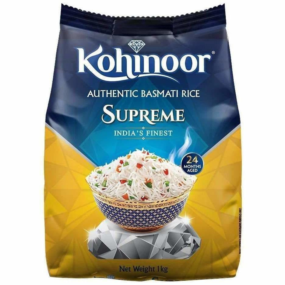 Kohinoor Supreme Authentic Basmati Rice
