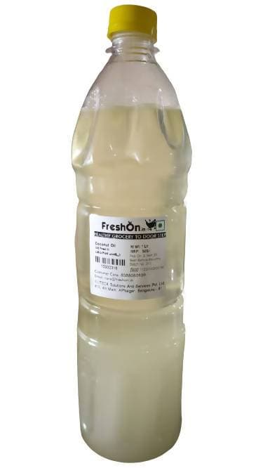 FreshOn.In Cold Pressed Coconut Oil